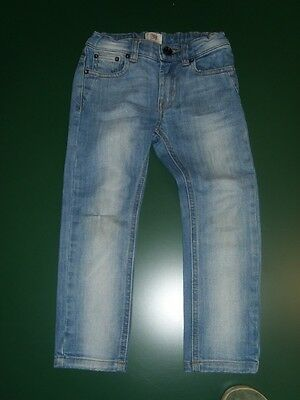 Aer Grifoni Jeans Bimbo Bambino Tg. 3 Anni Made In Italy