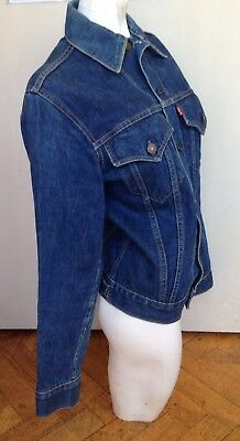 Vintage Levis Blue Denim Jacket Men's Women's
