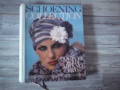 Schoening Collection Stoffmuster Katalog 1976 / Ausgabe 162