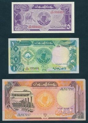 1985-1989 Colourful COLLECTION of 4 different. VF to UNC
