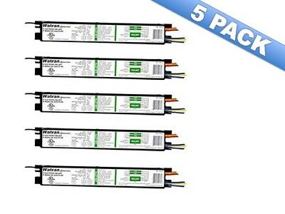 Electronic Fluorescent Ballasts T5 Program Start, 120/ 277V, 2 or 1 Lamp, 80218