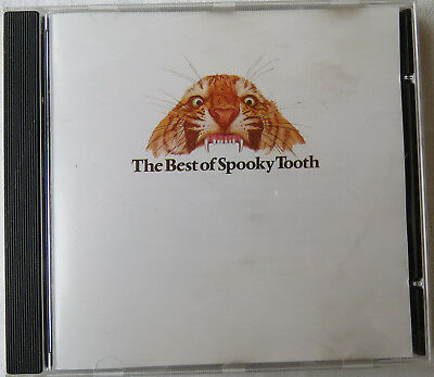 CD Spooky Tooth - The Best Of - Neuwertig - Alle Hits - Greatest- Das Allerbeste