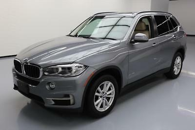2014 BMW X5 xDrive35i Sport Utility 4-Door 2014 BMW X5 XDRIVE35I AWD PREMIUM PANO NAV REAR CAM 39K #K44948 Texas Direct