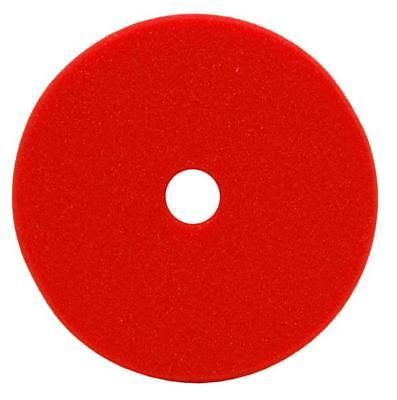 "6"" Uro-Cell™ Red Finishing Foam Grip Pad 522BN"