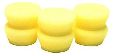 "1"" Uro-Tec™ Yellow Polishing Foam Pad 134BN"