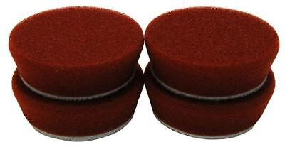 "2"" Uro-Tec™Maroon Medium Cut/Heavy Polishing Foam Pad 272BN"