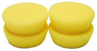 "BUFF & SHINE 2"" Uro-Tec™ Yellow Polishing Foam Pad 234BN"