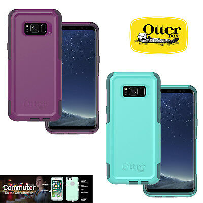 New OtterBox Commuter Series Case Cover for Samsung Galaxy S8+ Plus