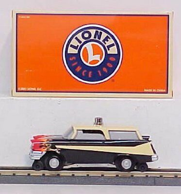 Lionel 6-18463 Hot Rod Inspection Vehicle