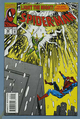 Spider-Man #40 1993 Marvel Comics