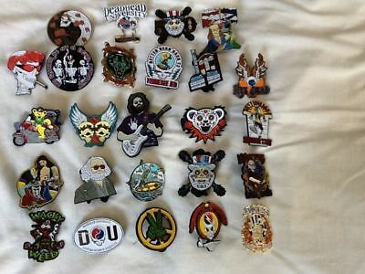 25 New Grateful Dead Relix Deadhead 420 Instant Collection Perfect For Festivals