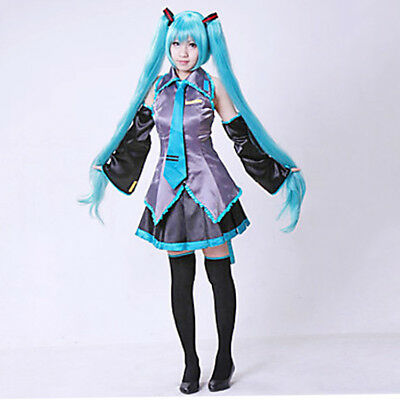 VOCALOID 2018 Heart Hunter Hatsune Miku Ver Outfits Cosplay Costume Dress