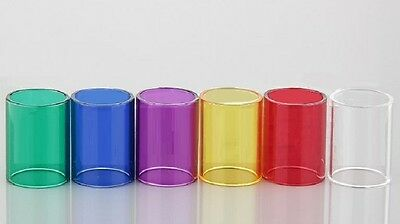 Replacement Colored Glass Tank for KangerTech SubBox Subtank Mini 22mm