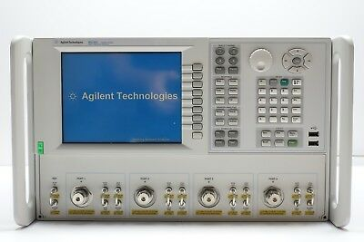 Keysight Used N5230C PNA Network analyzer 300 kHz to 20 GHz, 4 Port ( Agilent)