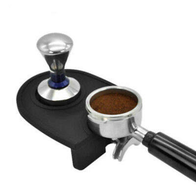 New Coffee Mat Espresso Latte Art Pen Tamper Tamping Rest Holder Pads  Protect