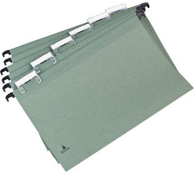 SUSPENSION FILES A4 FOOLSCAP/A4 TABs & INSERTS INCLUDED 10, 20 or 50