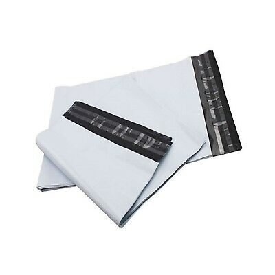 Strong WHITE Plastic Mailing Postal Poly Pack Postage Bags Top Quality