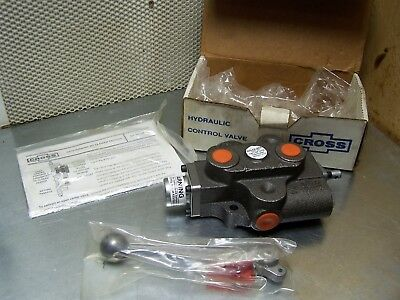NEW Cross BA Directional Control Valve 30GPM BA12AD5EA0