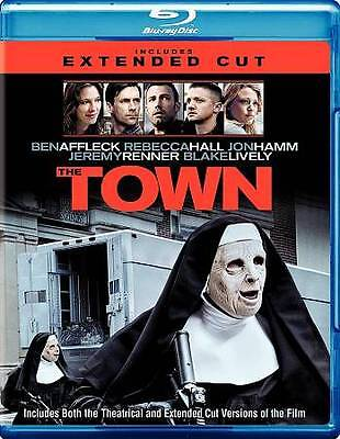 The Town (Two-Disc Extended Cut) [Blu-ra Blu-ray