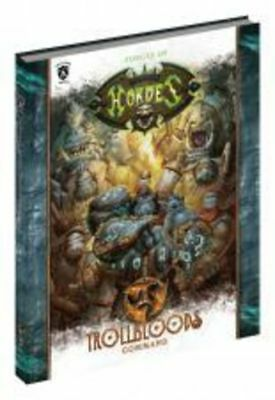 Forces of Hordes Trollbloods Command Softcover PIP 1090