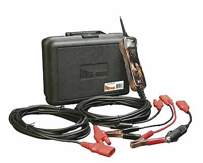 Power Probe III 12 - 42 V Lead Tester with Case Fire PP319FTC-FIRE