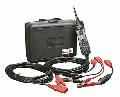 Power Probe III 12 - 42 V Lead Tester with Case Carbon Fiber PP319FTC-CF