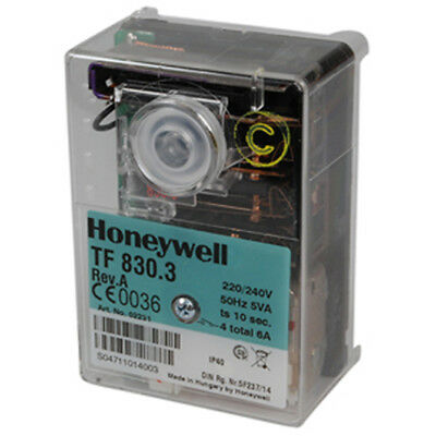 Honeywell Satronic Tf830.3 Oil Burner Control Box Replaces Tf830B Free Post