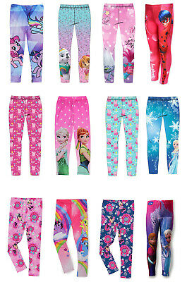 Girls Character Leggings