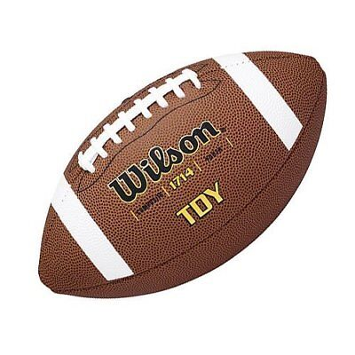 "Wilson American Football "" TDY "" Composite youth size WTF 1714 Trainingsball"