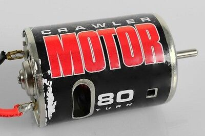 RC4WD 540 Crawler Brushed Motor 80T Z-E0001 für Axial SCX10, MST CMX usw