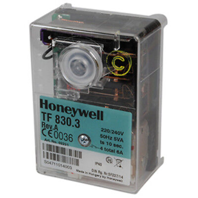 Genuine Honeywell Satronic Tf830.3 Oil Burner Control Box Replaces Tf830B