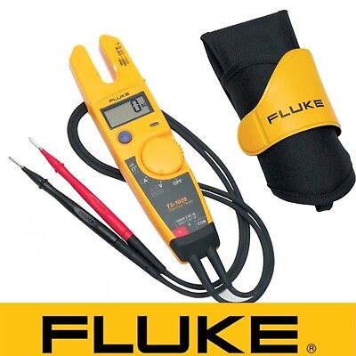 Fluke T5-1000 Voltage Current & Continuity Tester Genuine UK & European Edition