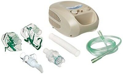 Compact Nebulizer Compressor with Adult & Child Mask & Mouth Piece Included