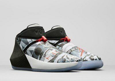 Jordan Why Not Zer0.1 Mirror image RW Russell Westbrook HOH AA2510-104 size 8-13