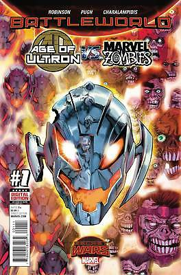 Age Of Ultron Vs. Marvel Zombies #1 (August 2015) MARVEL COMICS