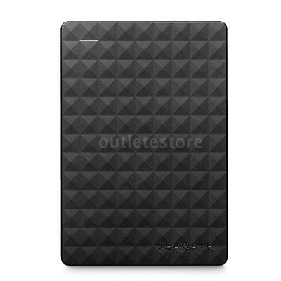 "Seagate Portable Expansion USB 3.0 2.5"" 2TB External HDD Hard Drive for PC E4E9"