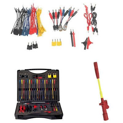 Automotive Circuit Tester Lead Kit Electrical Tester Wire Adapter Cables Set
