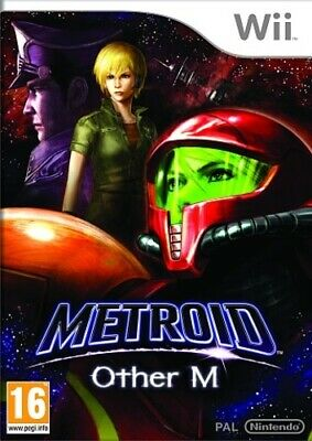 Metroid: Other M (Wii) VideoGames