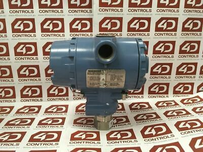 Emerson 2088G1S22A2M5K7Q4 Gage Pressure Transmitter 100 to 100kPa HART - Used