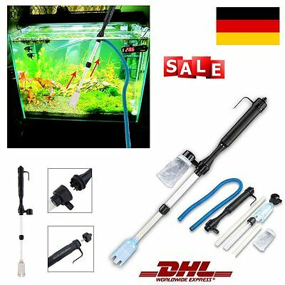 LCD Digital Fish Aquarium Thermometer Water Terrarium FREE Extra Batteries*LU