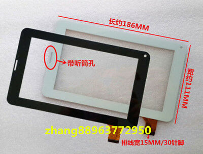 For 7-inch Touch Screen Replacement GT70PW86V-Z DYJ-U25GT2-86V HN86-002 HS1258 #