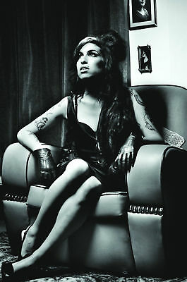 Amy Winehouse  Print  Photo Music Poster A5..A4..A3 A2  options
