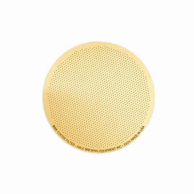 NEW Able Disk Coffee Filter Gold Coffee