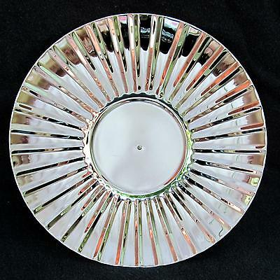 Replacement tin style REFLECTOR for old cast iron wall bracket kerosene oil lamp