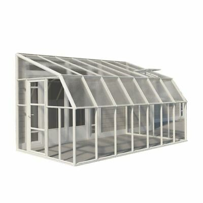 Greenhouses Transparent Acrylic Wall Panels 8 x 14 Feet Twin-Wall Polycarbonate