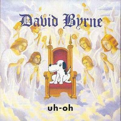 David Byrne : Uh-Oh CD (1992)