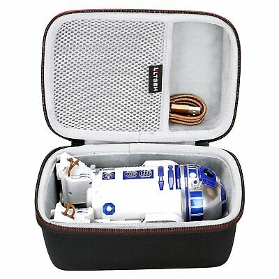 LTGEM Hard EVA Travel Carrying Case for Star Wars R2-D2 App-Enabled Droid Sphero