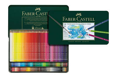 Faber-Castell Albrecht Durer Watercolour Pencils - 120 Assorted Colours (Tin