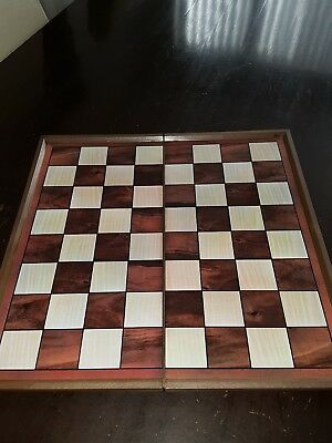 Vintage Magnetic chess set japan