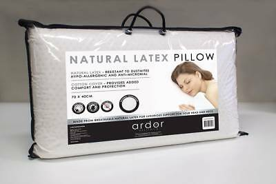 Ardor Natural Latex Medium Profile Pillow